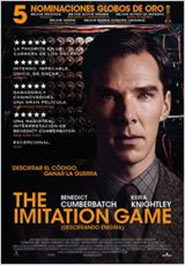 The imitation game - Descifrando enigma
